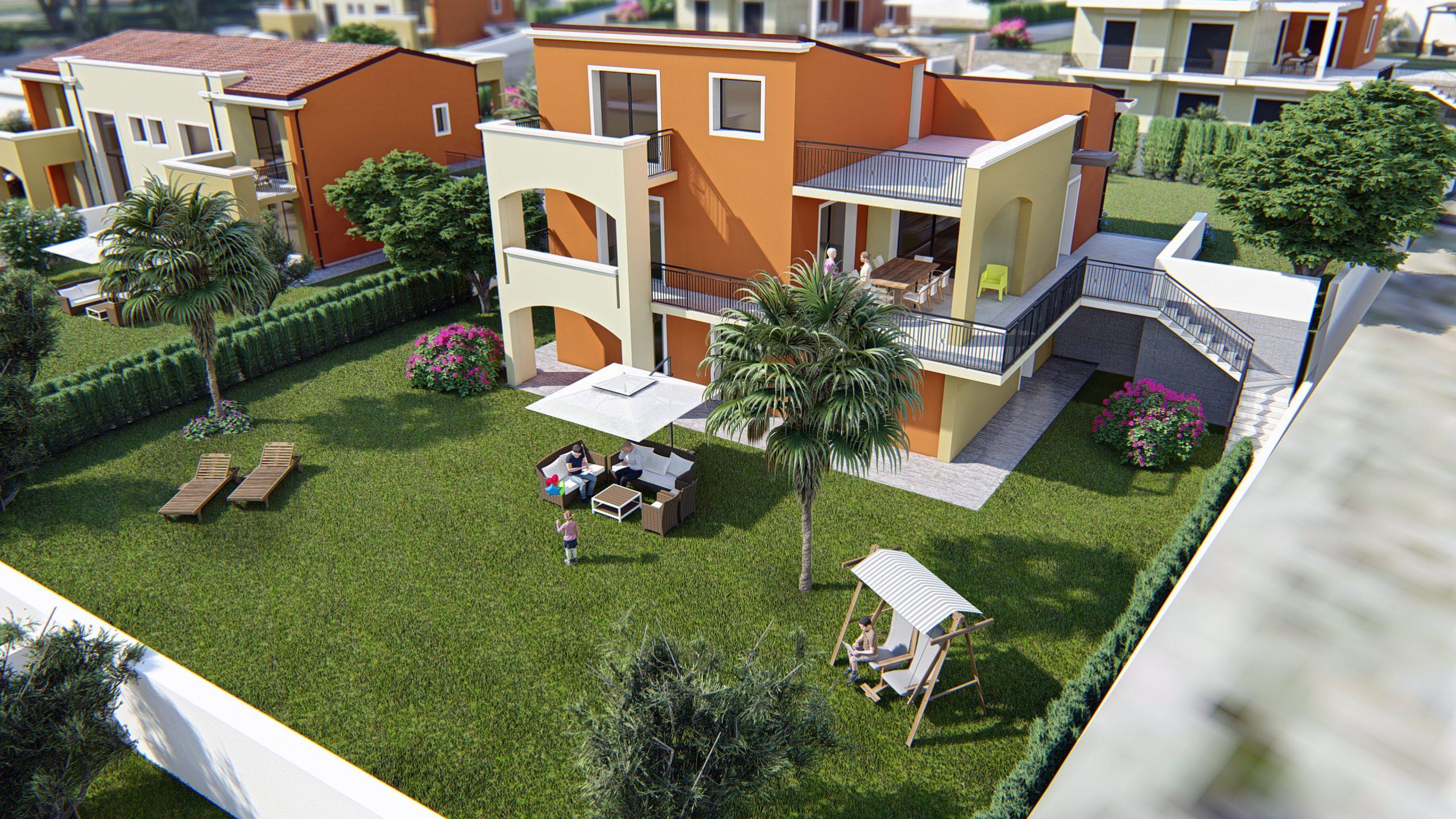 Villa Indipendente Unifamiliare in vendita a Messina