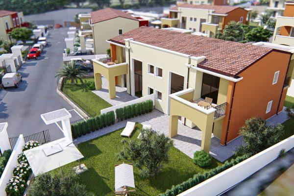Villetta bifamiliare. Villa bifamiliare in vendita a messina